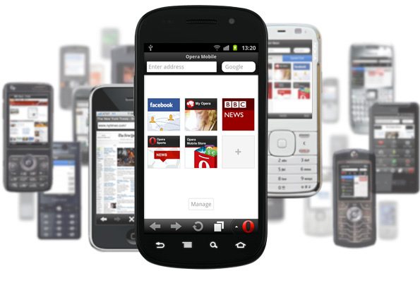 Opera Mini 6.0 Android.apk
